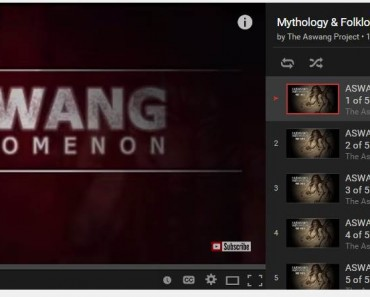 the aswang phenomenon What would happen if a country of 97 million people were taught at a young age that the boogie man was real in the philippines for the last 400 years, the 'aswang' has been used as.