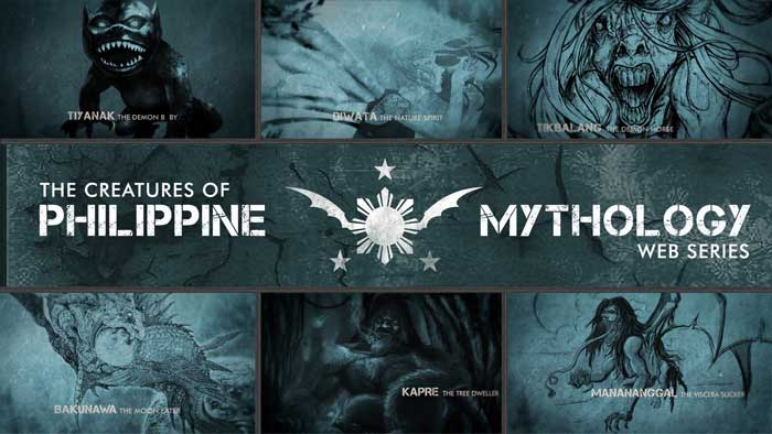 NEW WEB SERIES –  Creatures Of Philippine Mythology