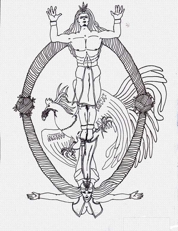 The TAGALOGS Origin Myths: Bathala the Creator |