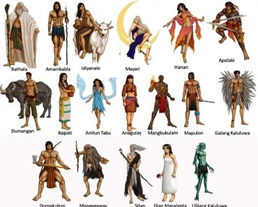 Ancient Tagalog Deities in Philippine Mythology |
