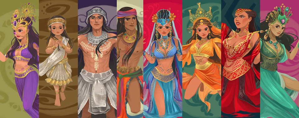 Ancient Visayan Deities in Philippine Mythology