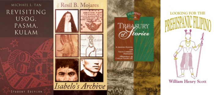 Books And References On Philippine Mythology And Folklore