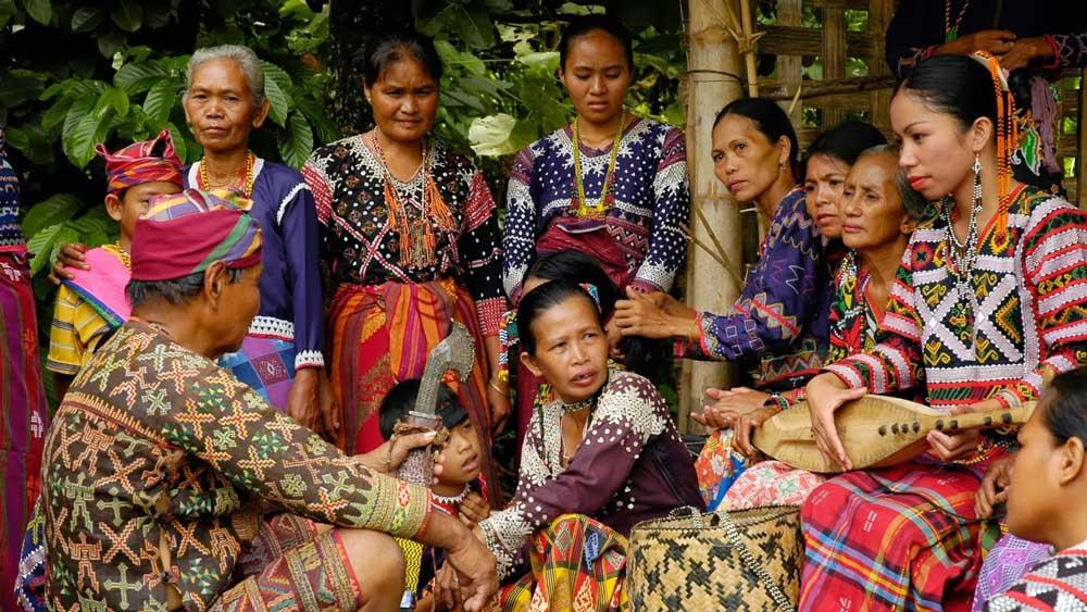 beliefs from the b laan ethnic group mindanao philippine mythology