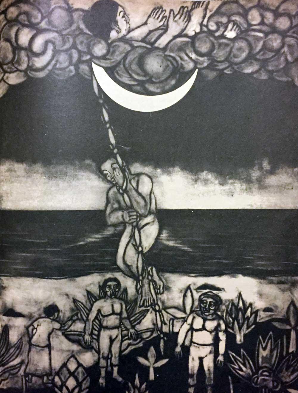 the origin of this world maranao walo